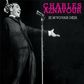 """L'album """"Charles Aznavour (Je m'voyais déjà)"""", 1961"""
