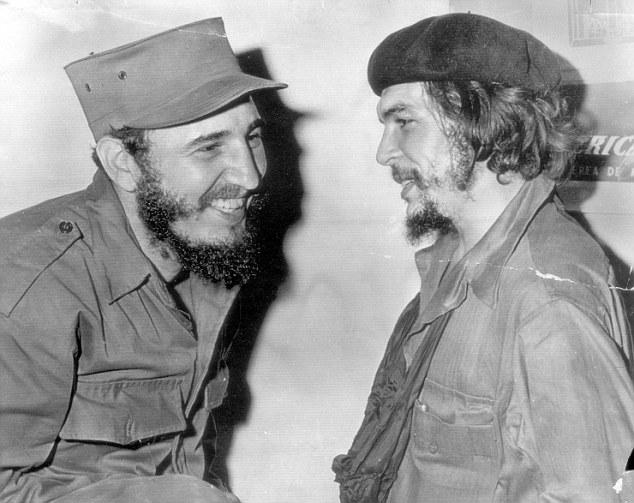 Médias, Télévision d'Etat, Propaganda Staffel - Page 7 Fidel20castro20et20che20guevarra_0